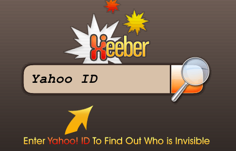 Detect invisible users on xeeber.com